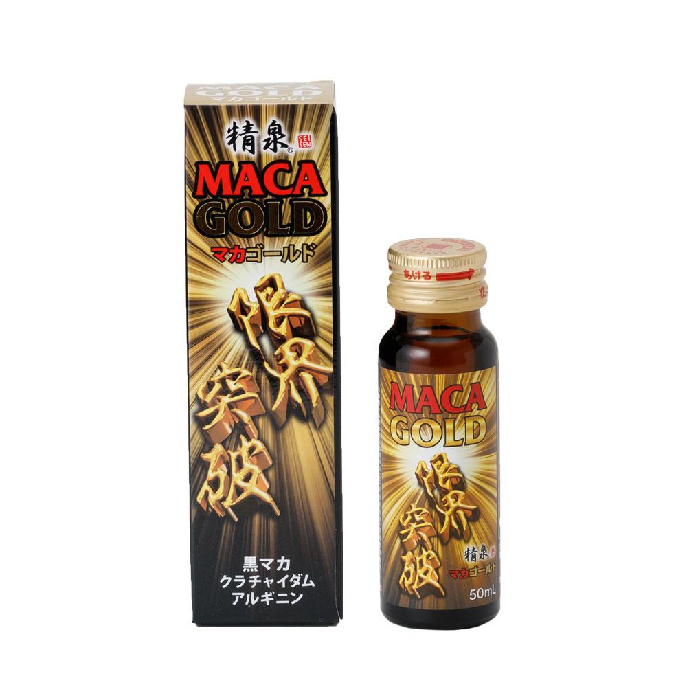 精泉MACA GOLD